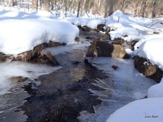 icy stream